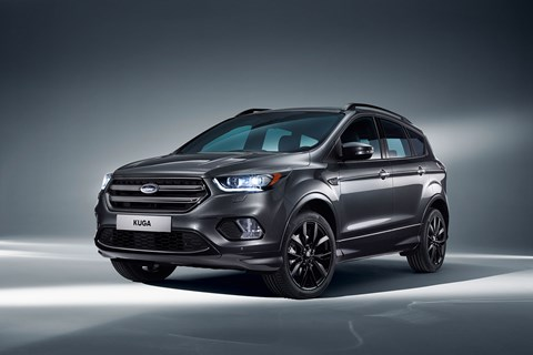The new 2016 model year Ford Kuga