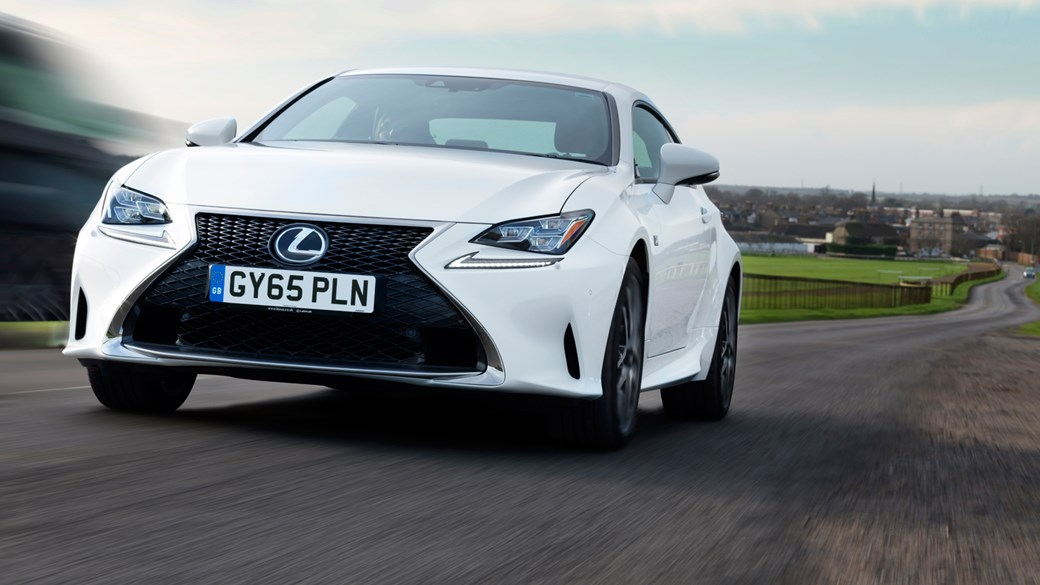 Lexus Rc 200t F Sport 2016 Review