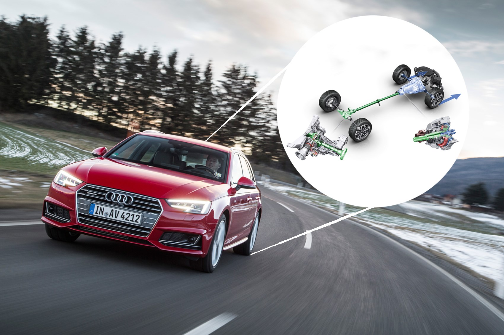 Review: Audi's new-for-2016 'Quattro with Ultra' all-wheel