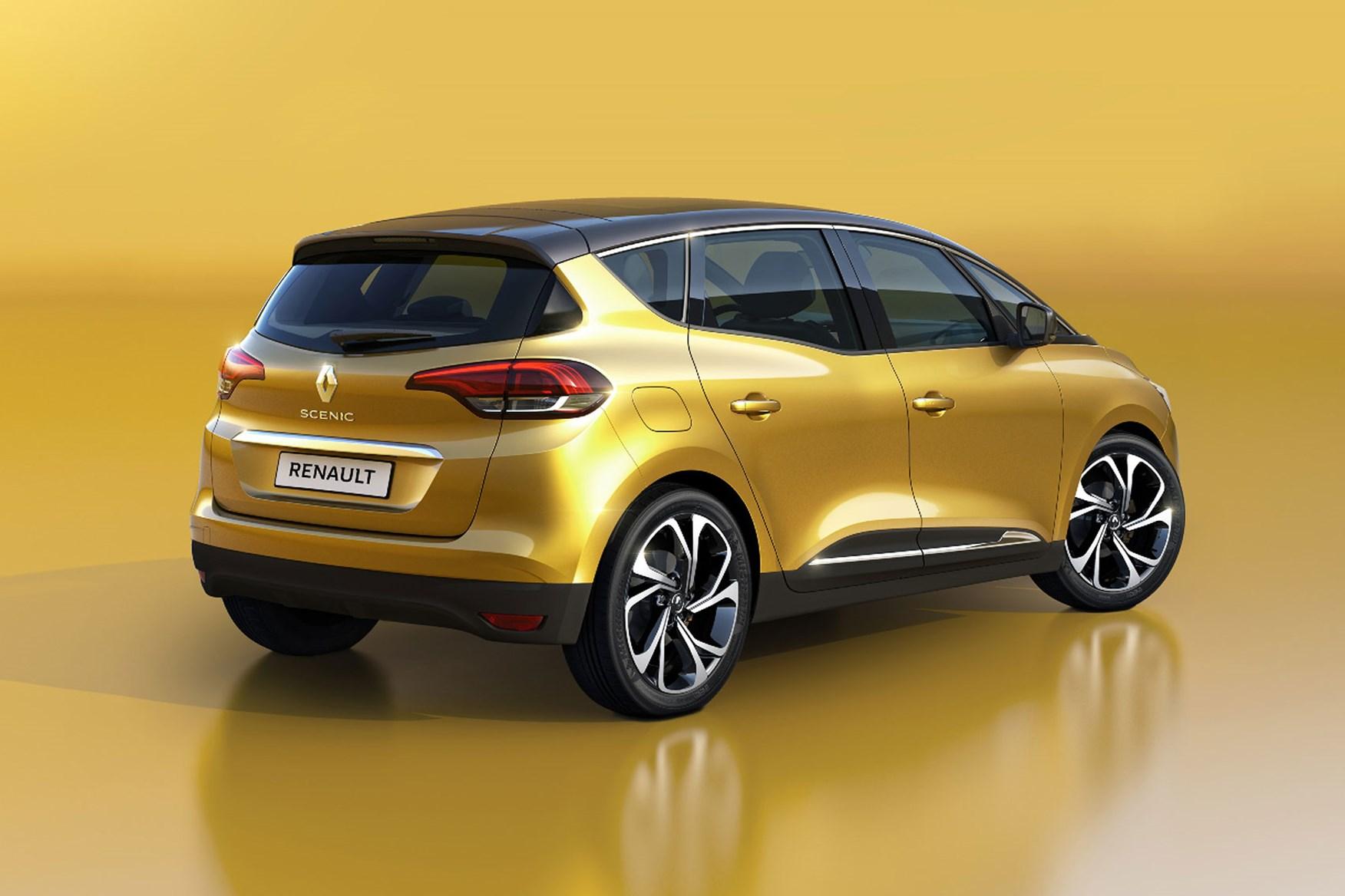 New Renault Scenic & Grand Scenic: prices & specs | Carbuyer