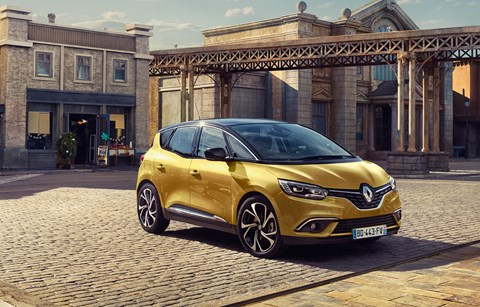 The new Renault Scenic: a Geneva motor show world debut