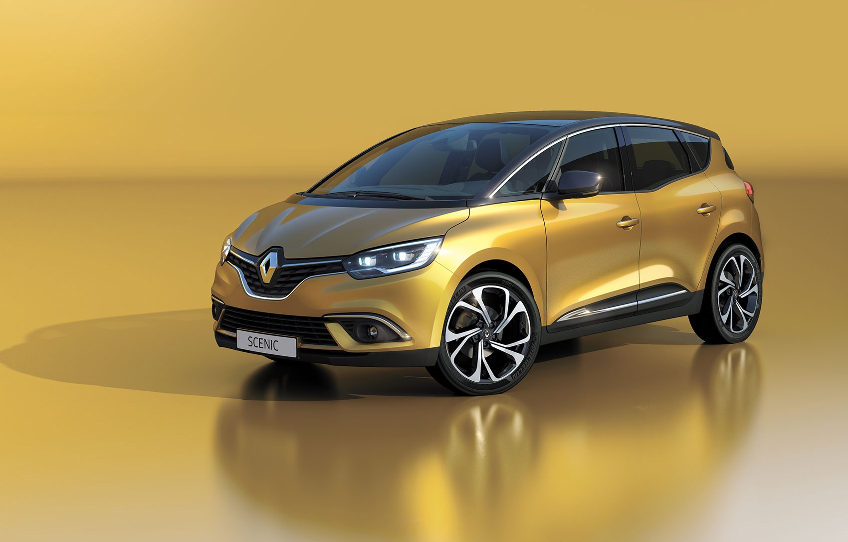 the new 2016 renault scenic is here have they reinvented the mpv by car magazine. Black Bedroom Furniture Sets. Home Design Ideas
