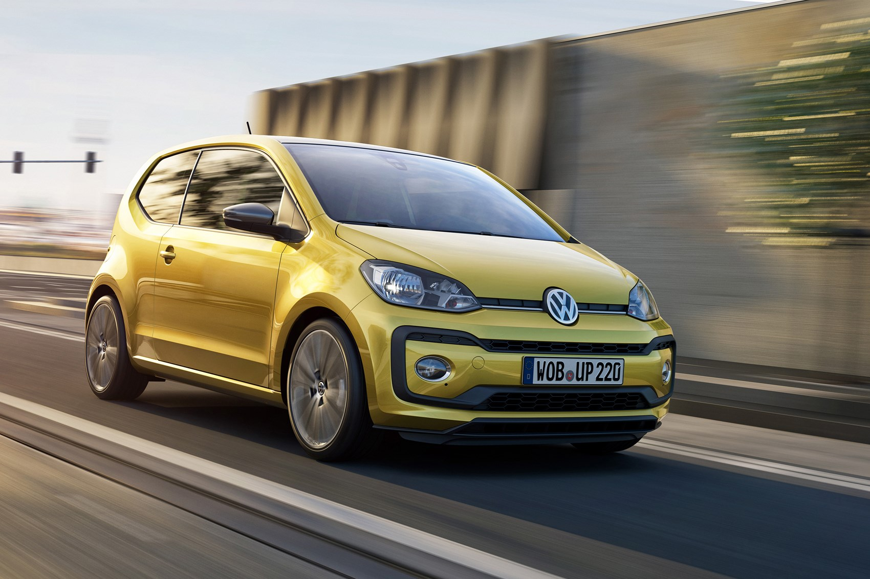 vw up gets a facelift a nipped tucked up for 2016 by car magazine. Black Bedroom Furniture Sets. Home Design Ideas
