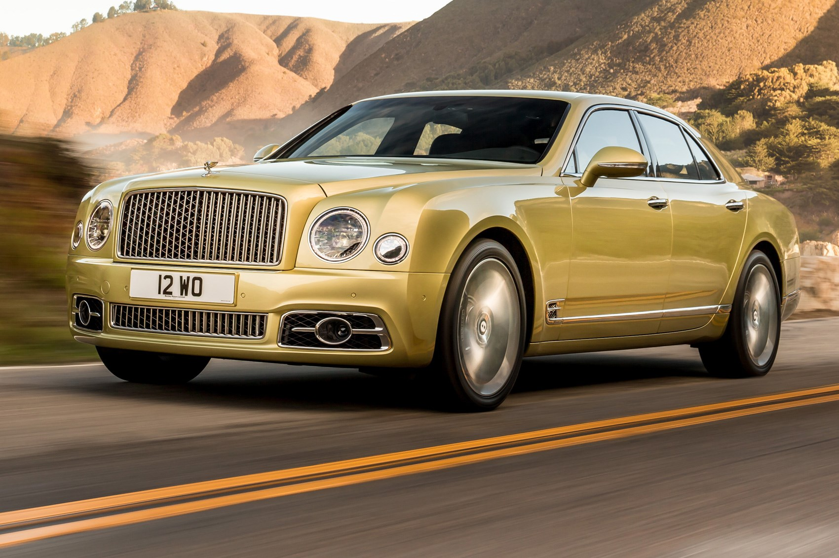 Bentley Ramps Up The Luxury For Revised 2016 Mulsanne