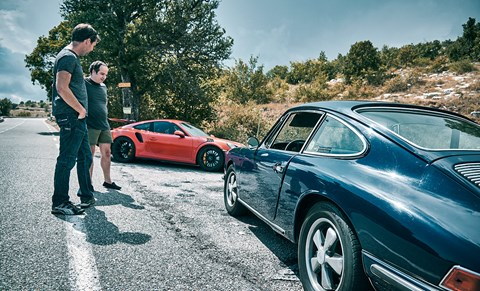 A tale of two  911s, from our February issue