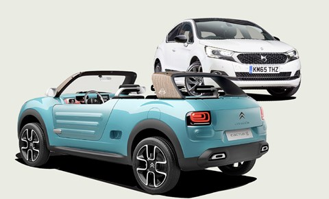 Wacky E-Mehari or pseudo-premium DS? Will the real Citroën please stand up!