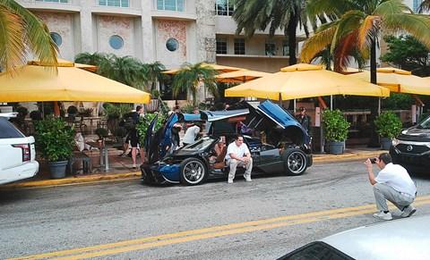 Miami street theatre