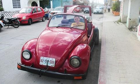 Mexican Ferrari?