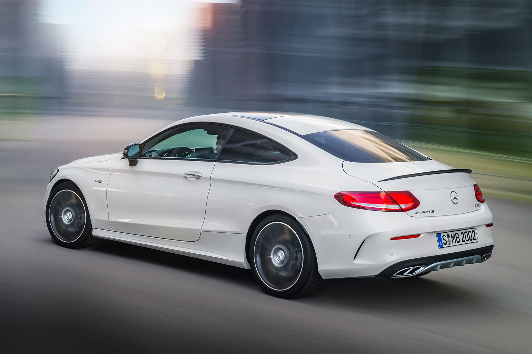Mercedes-AMG C43 Coupe revealed: the C63 gets a baby brother | CAR ...