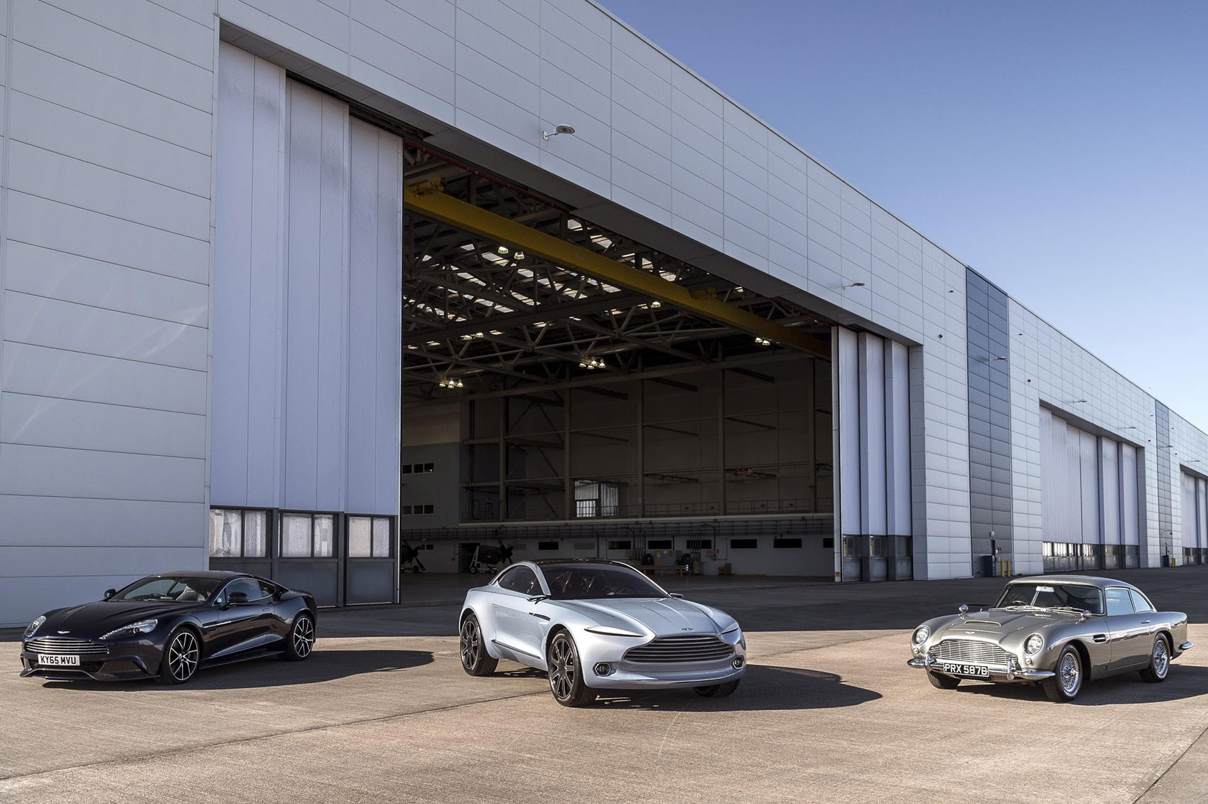 Aston Martin To Build New Factory In Wales For S DBX Crossover - Aston martin jobs