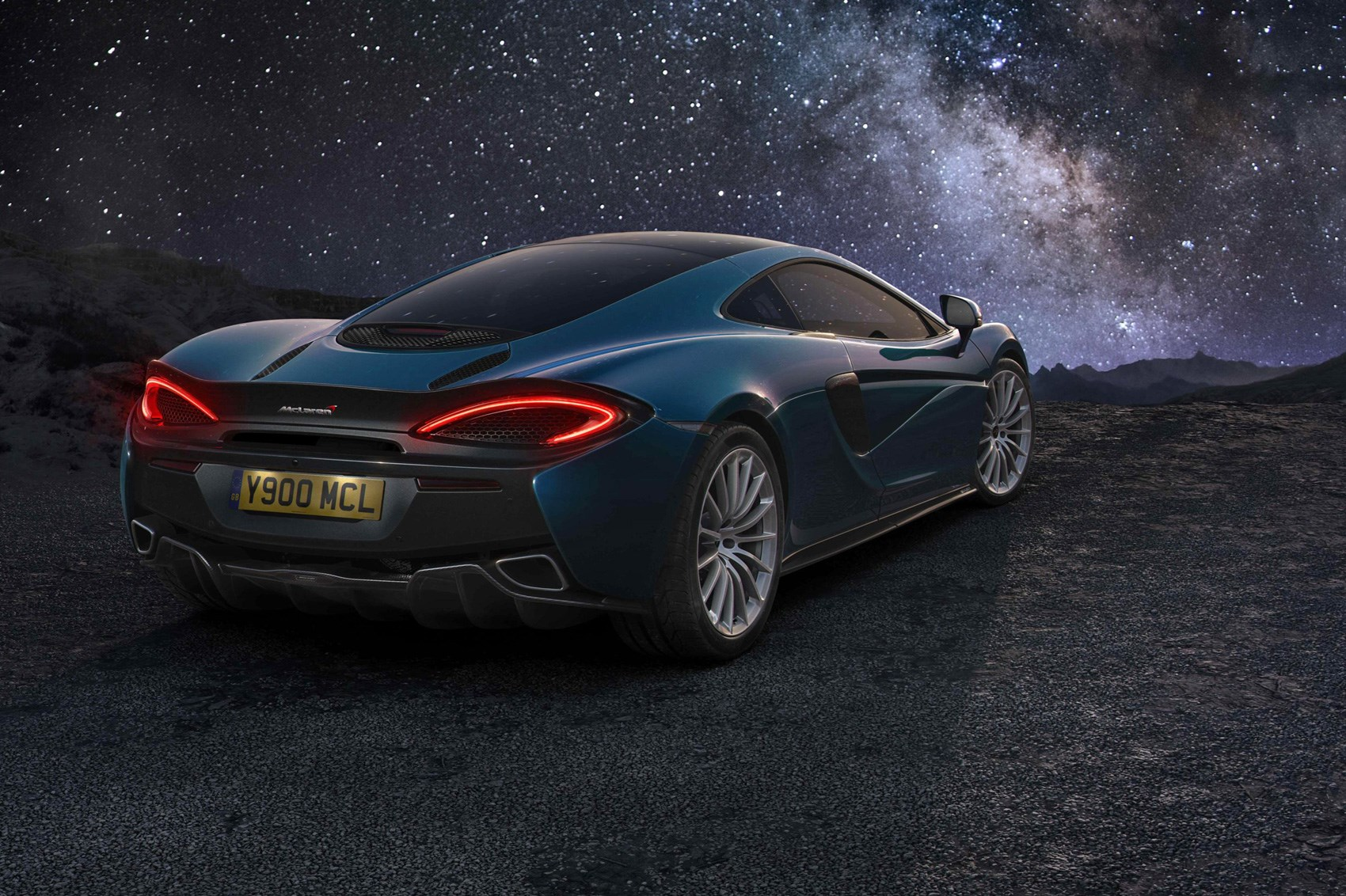 Mclaren 570 Gt New S Handling Pack Makes It Like The 570s