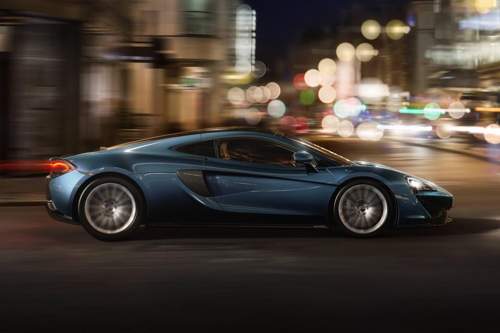 McLaren 570GT; McLaren 570GT ...