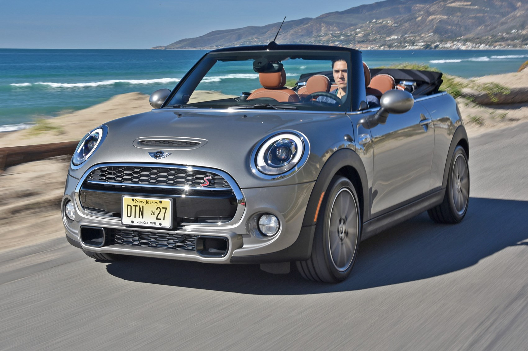 Mini Cooper S Convertible 2016 Review