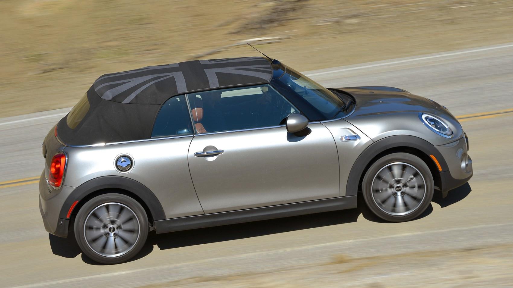 Mini Cooper Cabrio 2016 идеи изображения автомобиля