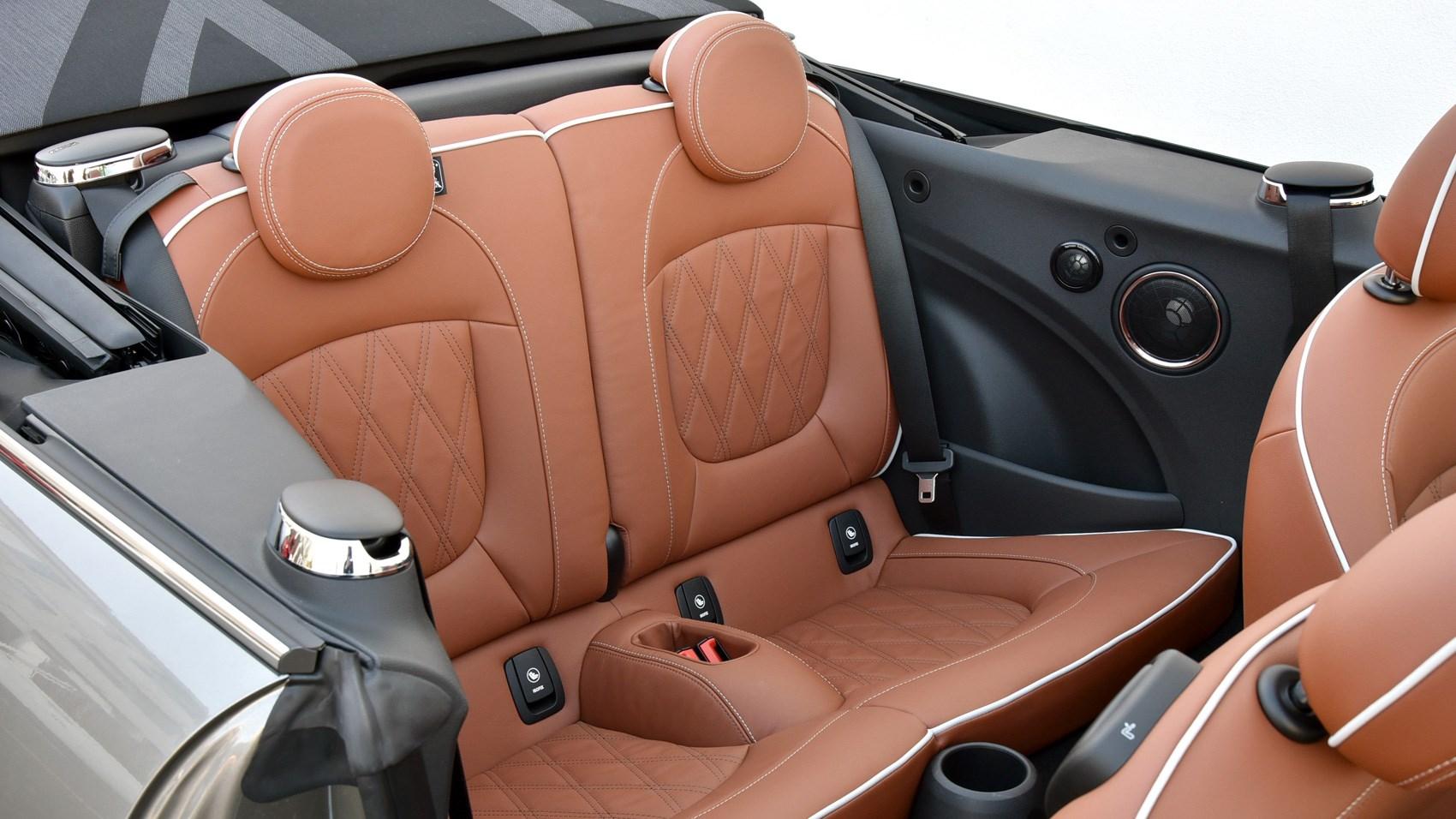 Mini Cooper S Convertible 2016 Review Car Magazine