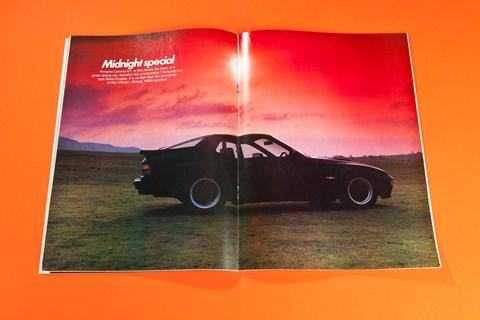 Midnight special: Porsche 924 Carrera GT, April 1981