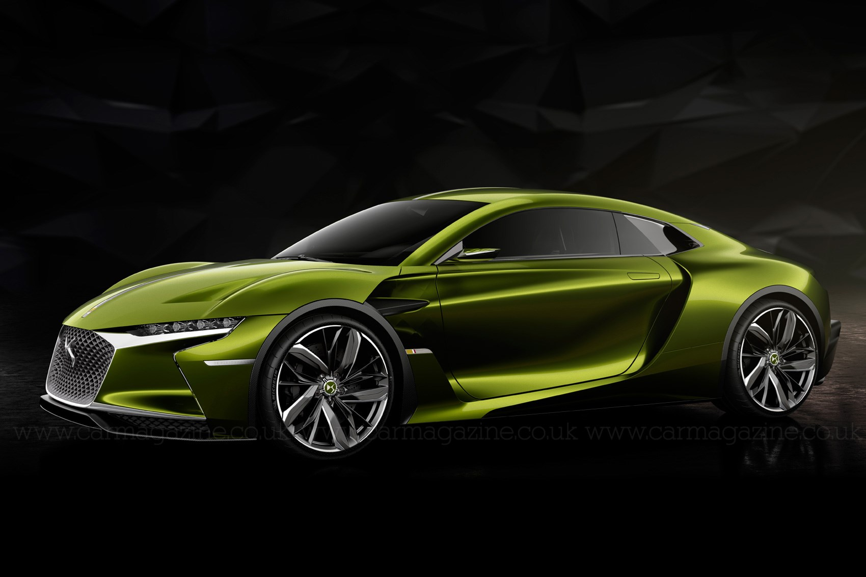 Super, charged: DS ETense GT concept revealed by CAR Magazine