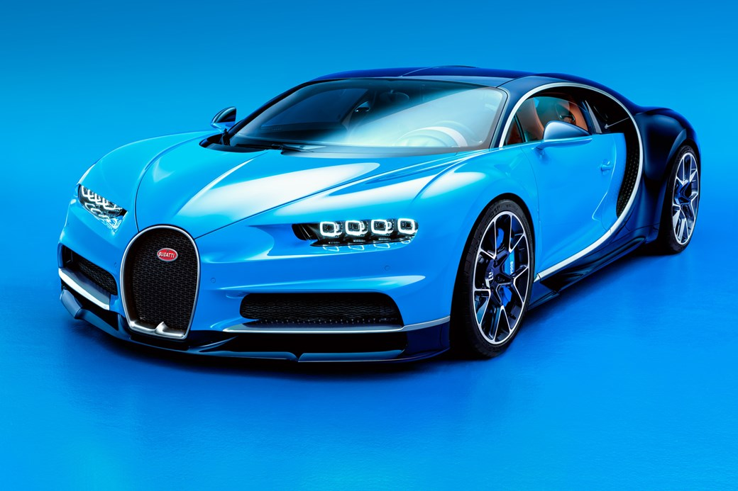 Bugatti chiron 2015