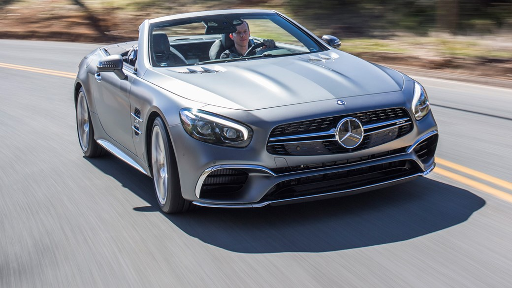 Mercedes-AMG SL65 (2016) review | CAR Magazine