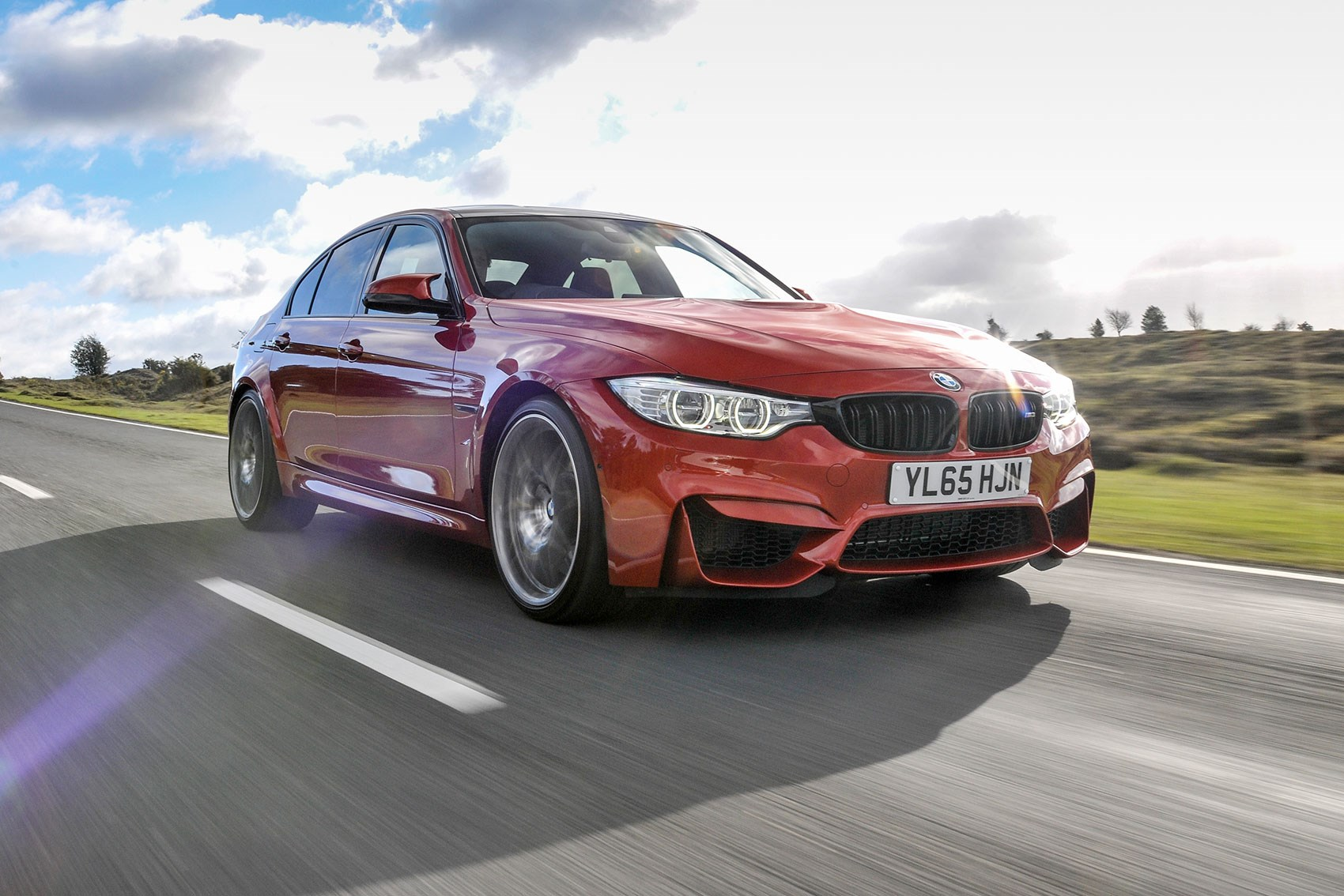 Hyundai Lease Deals >> BMW M3 Competition Package (2016) review by CAR Magazine