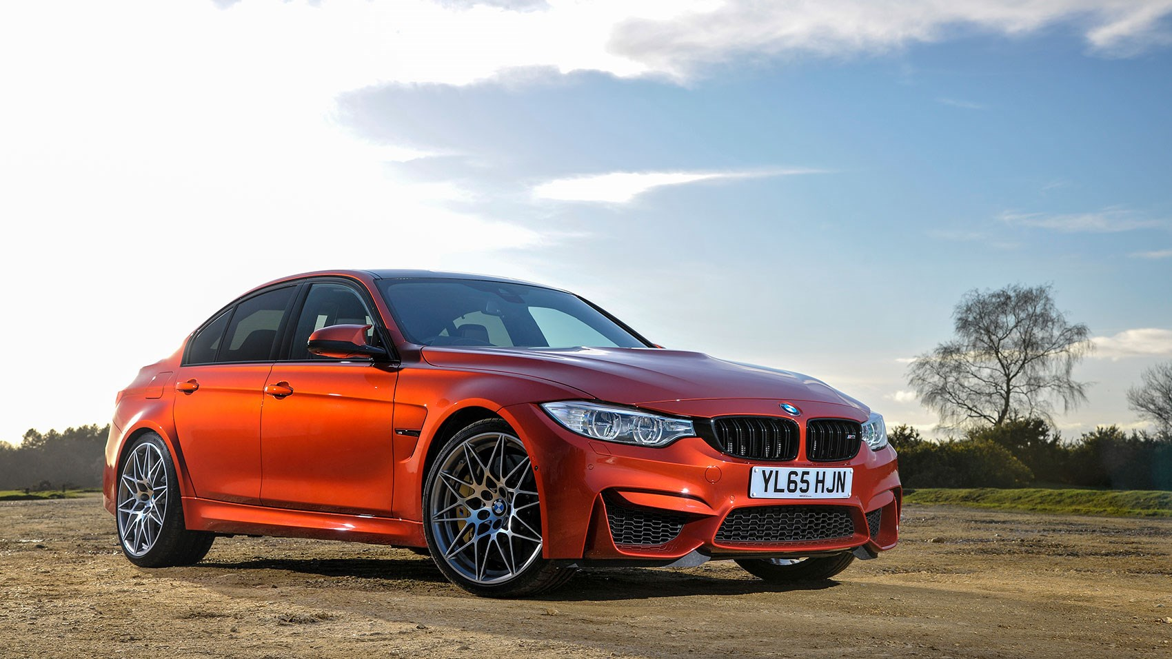 BMW M3 Competition Package (2016) review by CAR Magazine