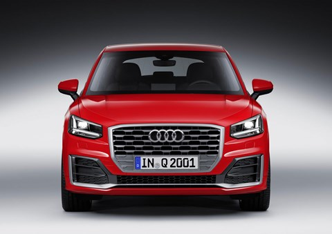 Audi Q2: the fourth SUV in the line-up