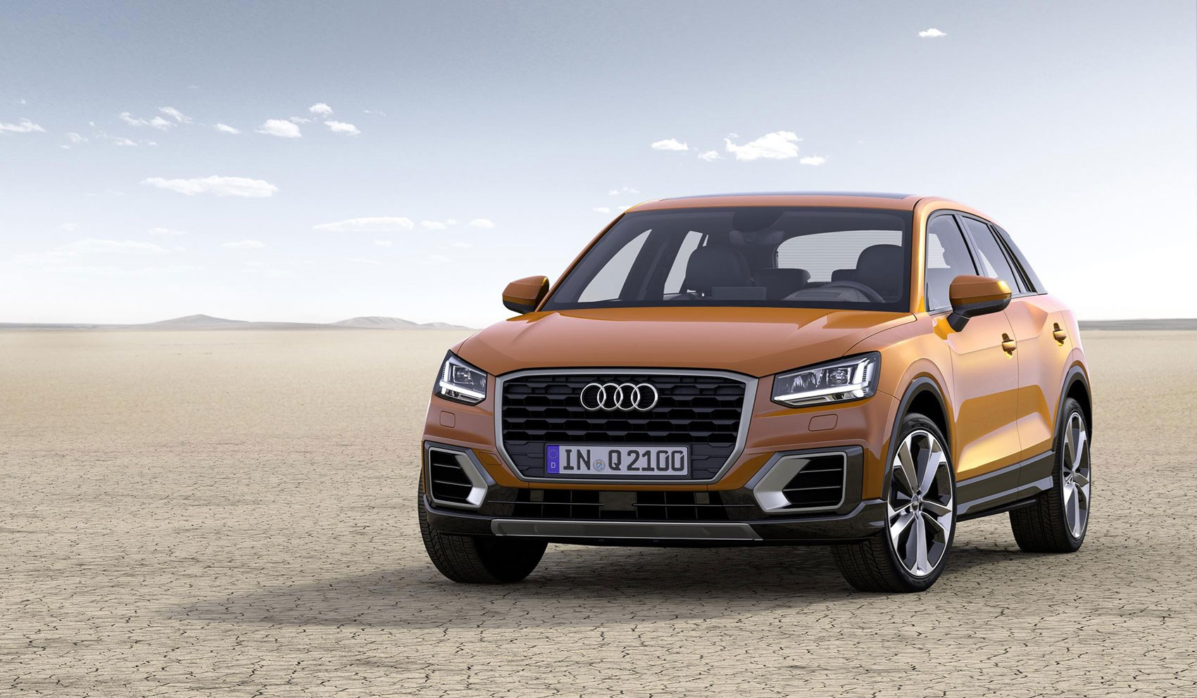 Audi In Pictures New Suv Lands At Geneva Show By Car Magazine