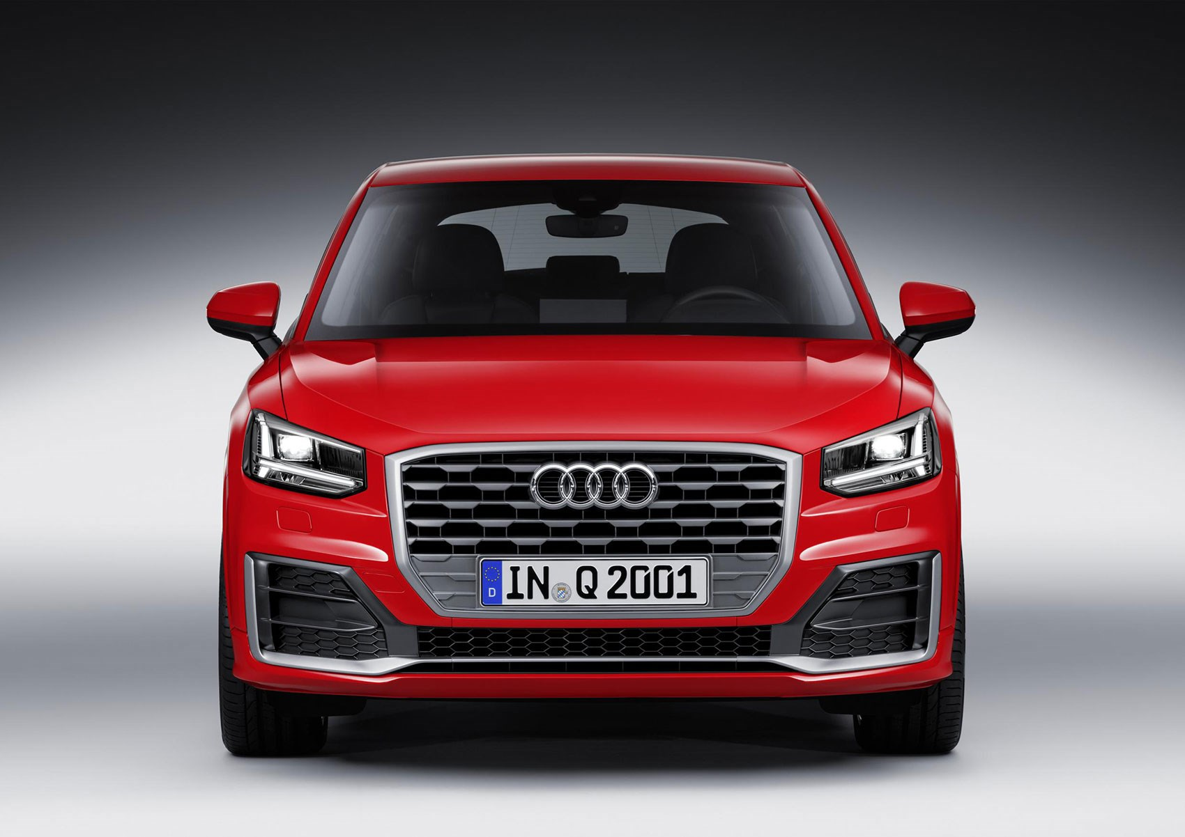 Audi Q In Pictures New SUV Lands At Geneva Show By CAR Magazine - Audi car q2