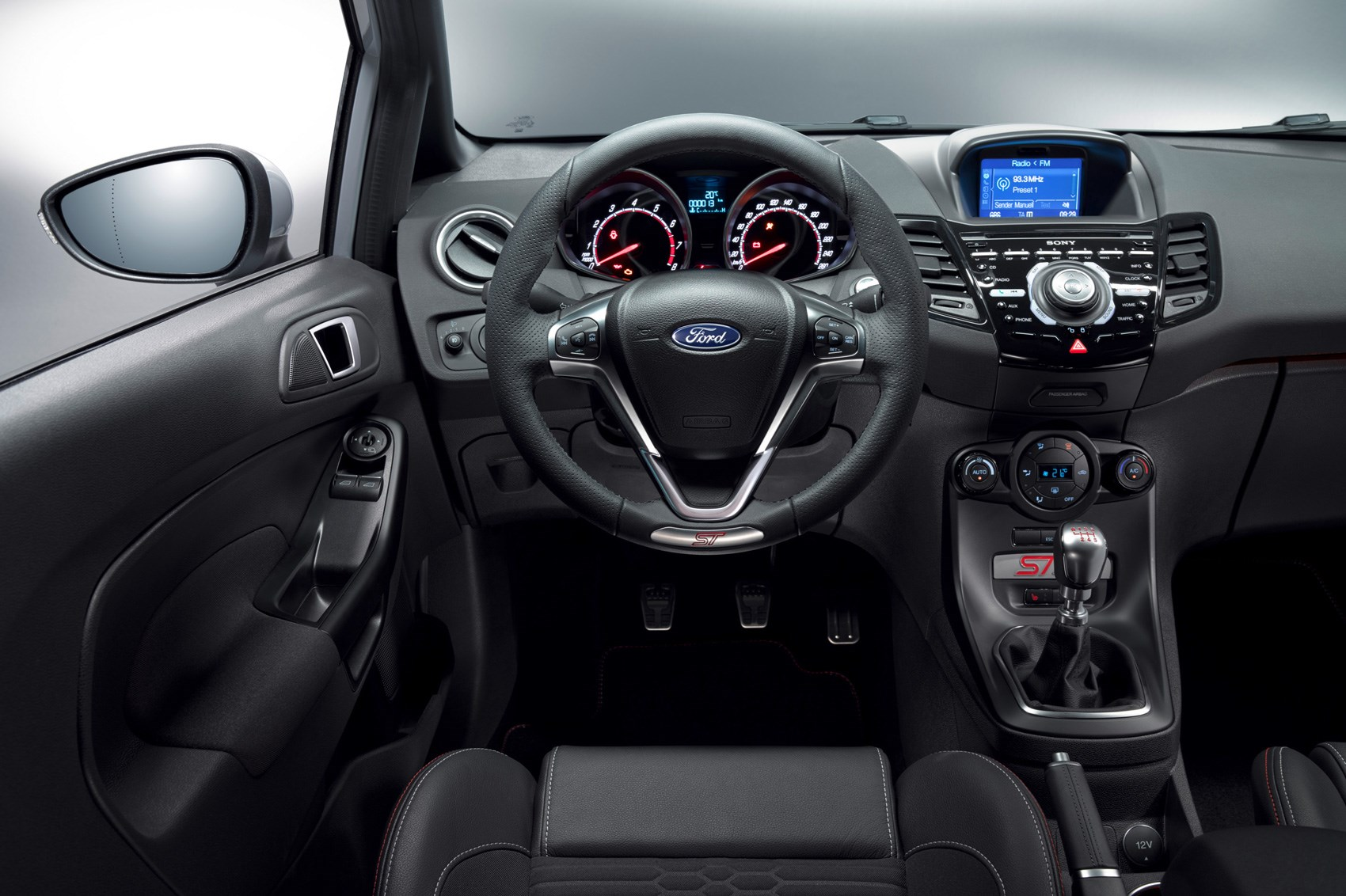 Ford Fiesta ST200 Revealed Uprated Hot Hatch Lands With A 200PS