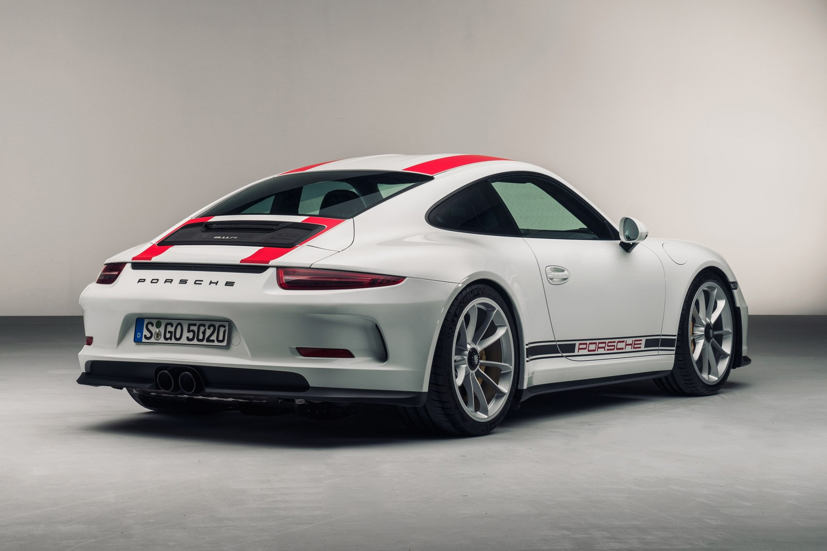 new porsche 911r revealed the purists choice by car