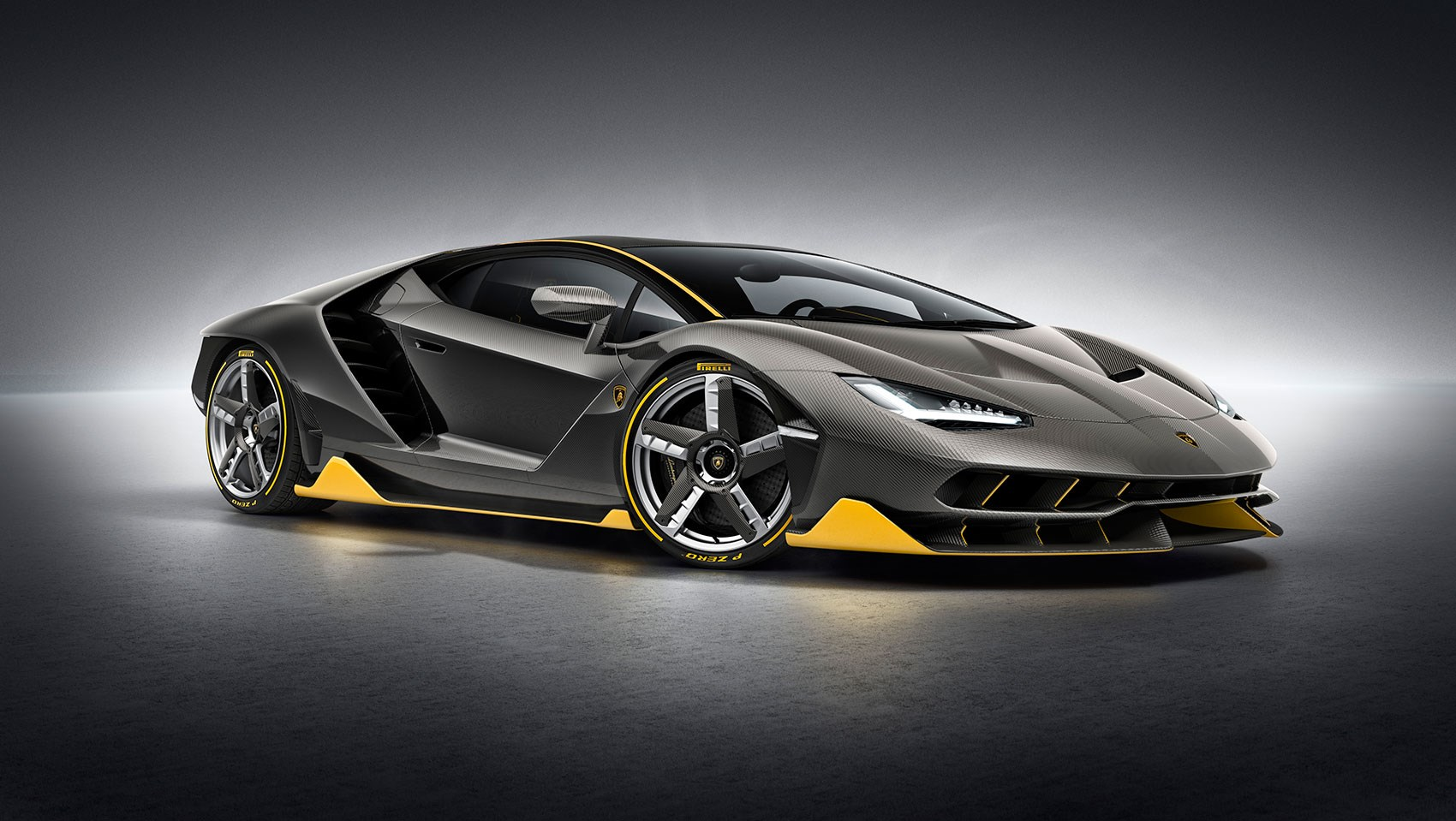 our kind of birthday cake: new lamborghini centenario unveiled at