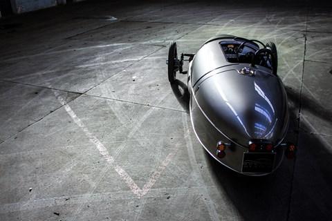2016 Morgan EV3