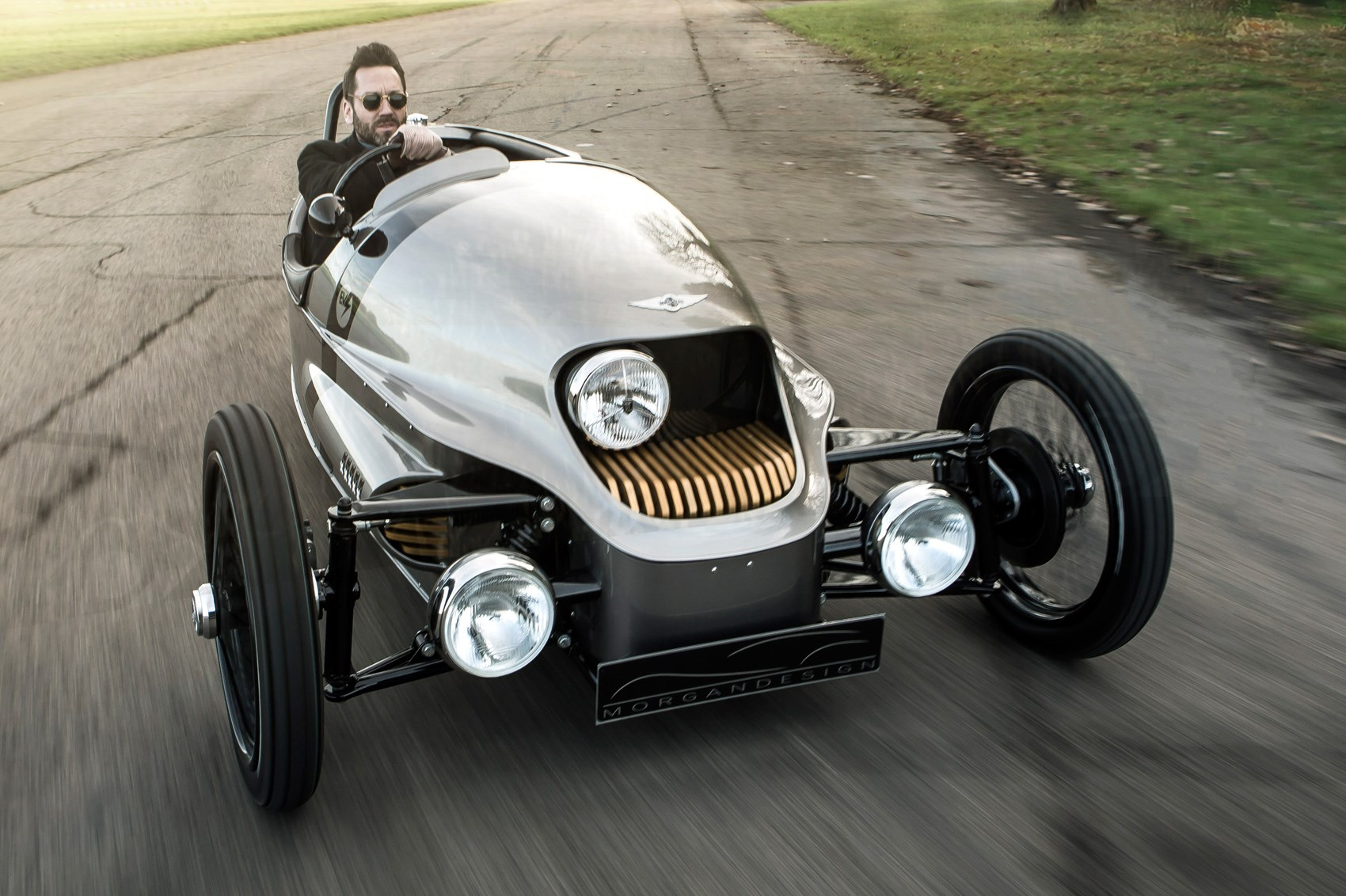 Morgan EV3: pictures, specs and details by CAR Magazine