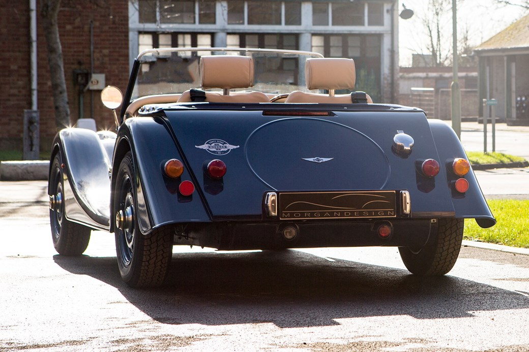 Morgan celebrates 80 years of the 4/4 with new special edition | CAR ...