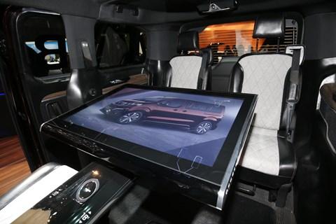 Inside the Peugeot iLab