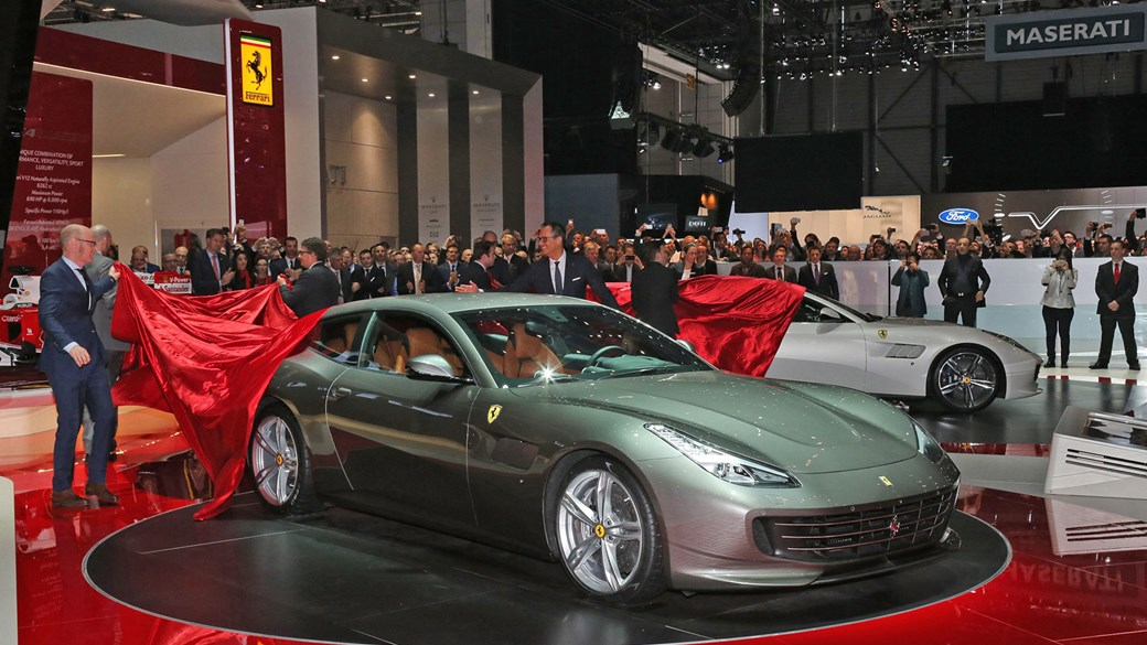 U0027We Will Not Build A Ferrari SUV,u0027 Boss Confirms At Geneva Show