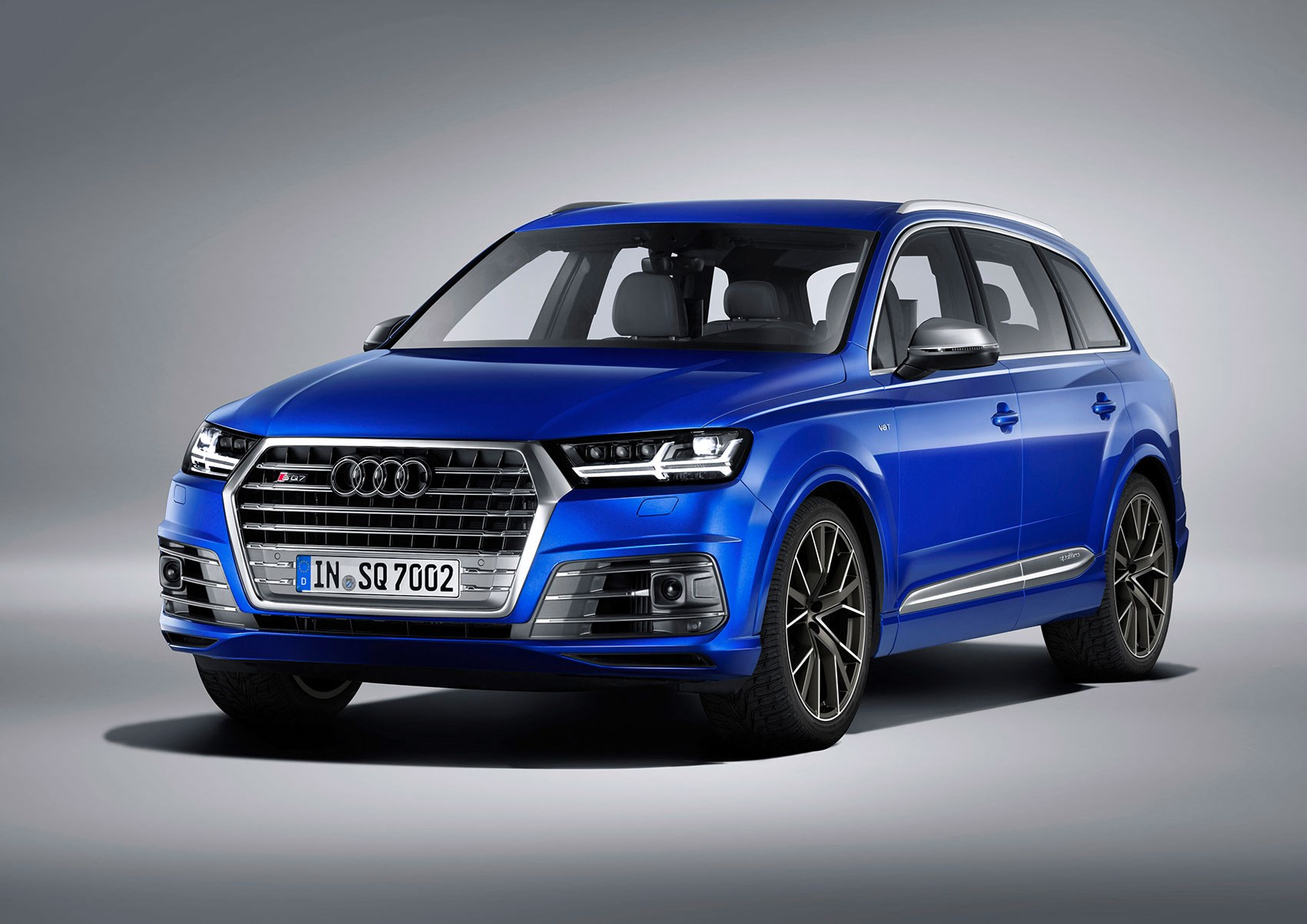 Audi Sq7 Now With Added Electric Turbos