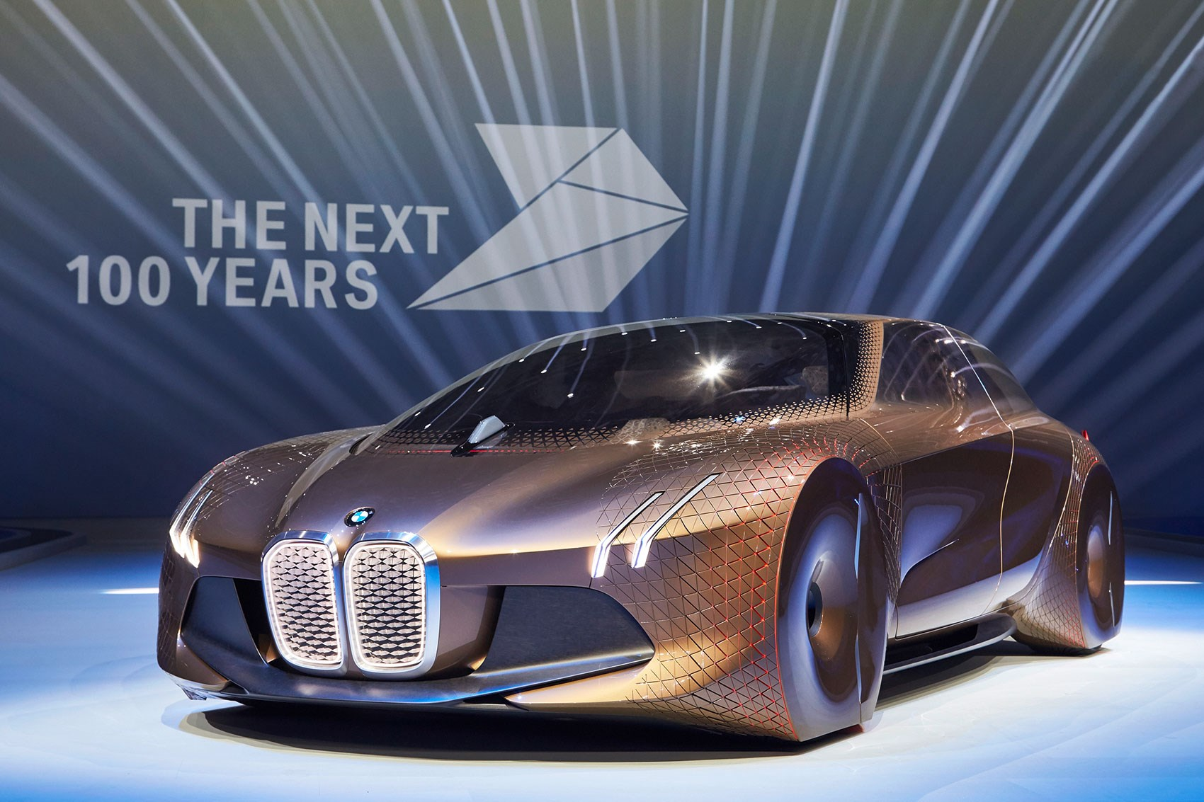 The Next 100 Years >> Bmw S Centenary And The Vision Next 100 A Live Blog From