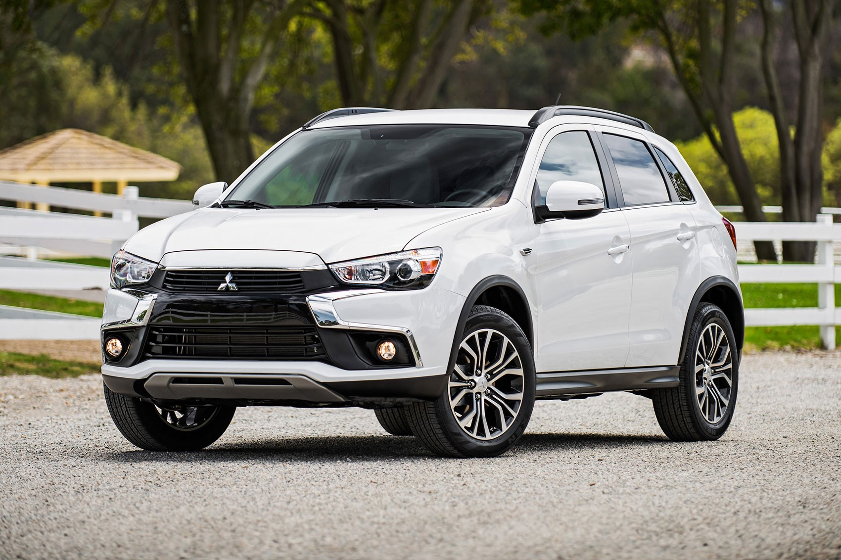 mitsubishi facelifts asx and mirage for 2016car magazine