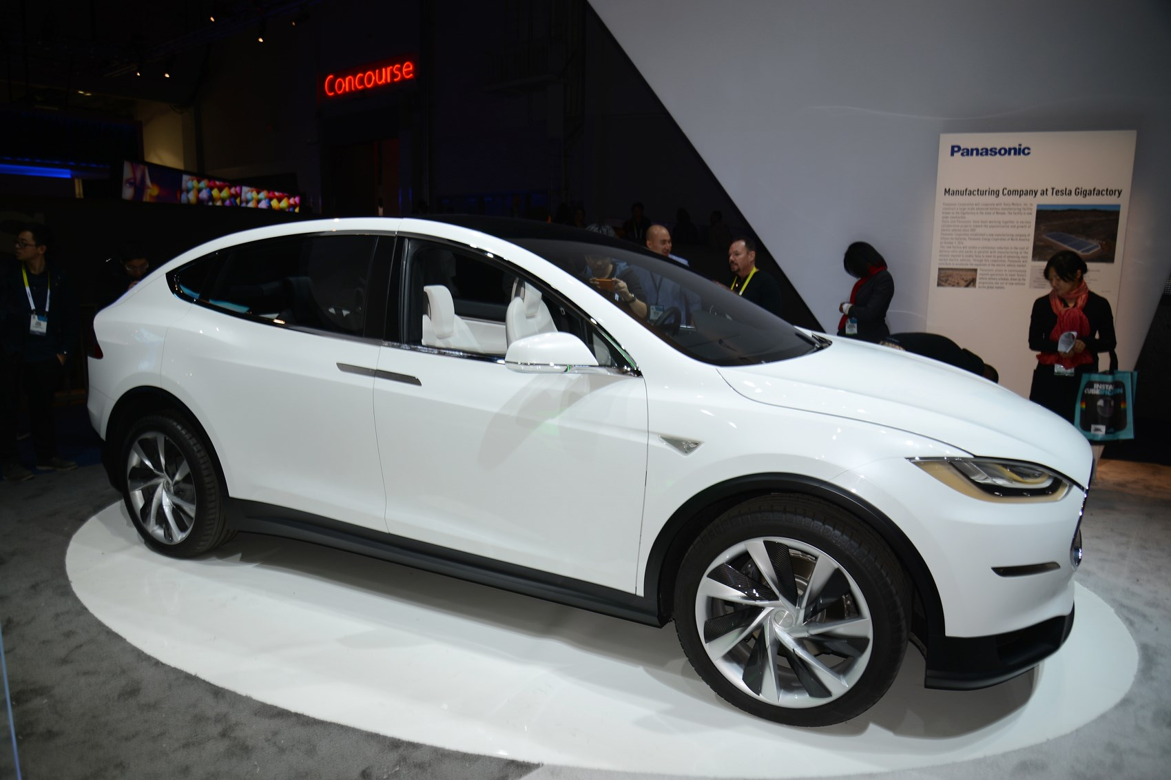new tesla model x hands-on review: six reasons it'll shake up the