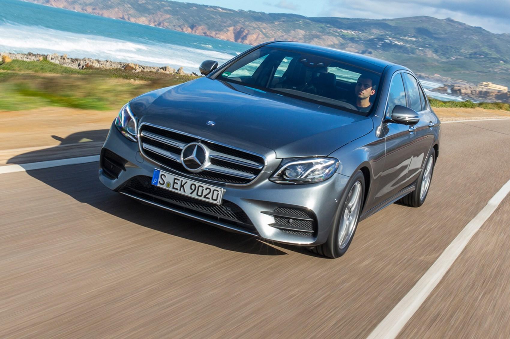 Mercedes E220d 2016 Review