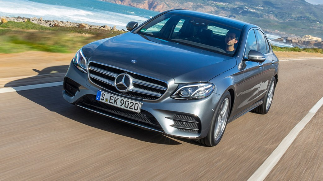 Mercedes E220d 2016 Review Car Magazine