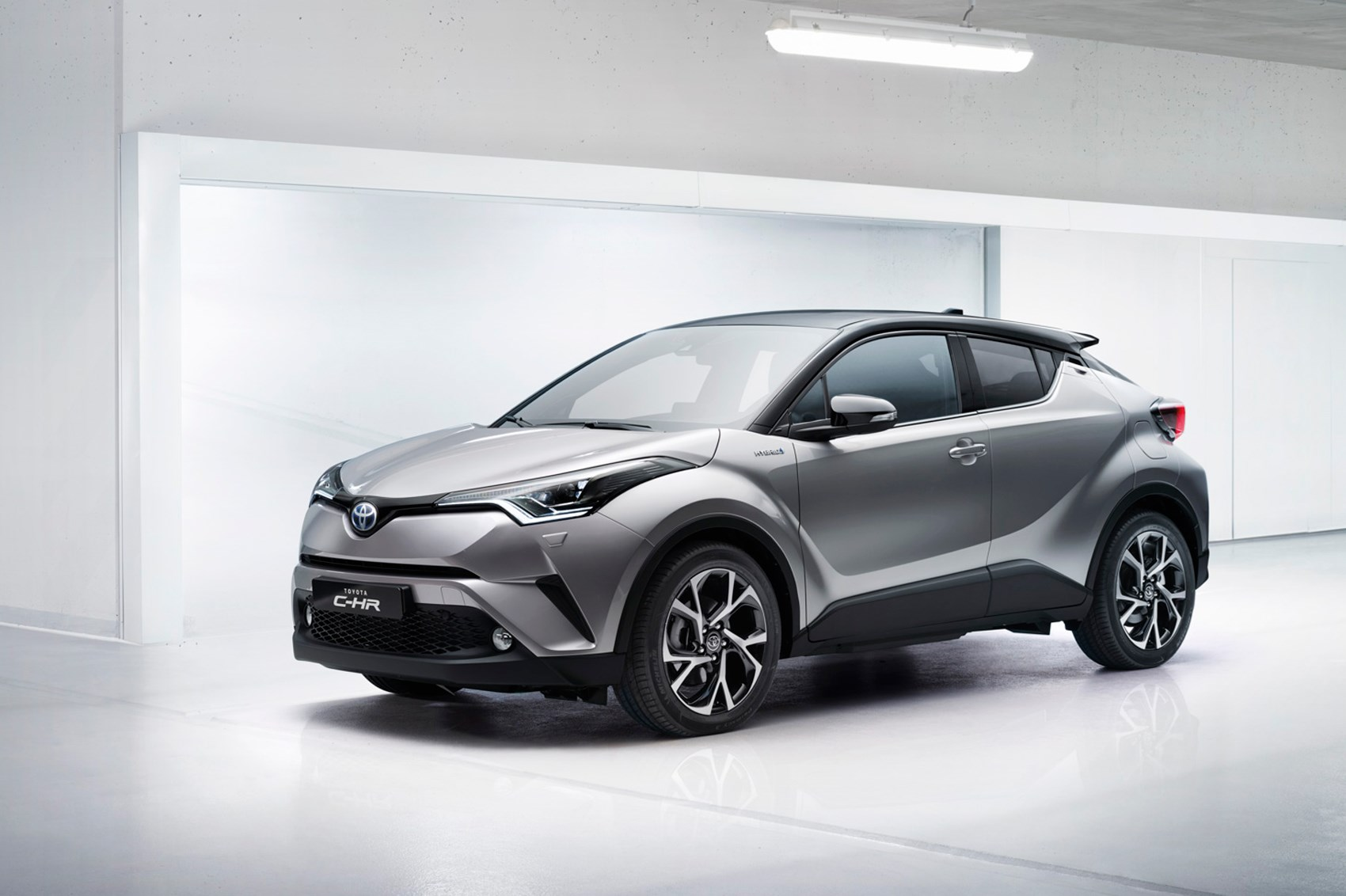 Toyota C Hr Revealed 2016 S Quirkiest Qashqai Rival Is Go Car Magazine