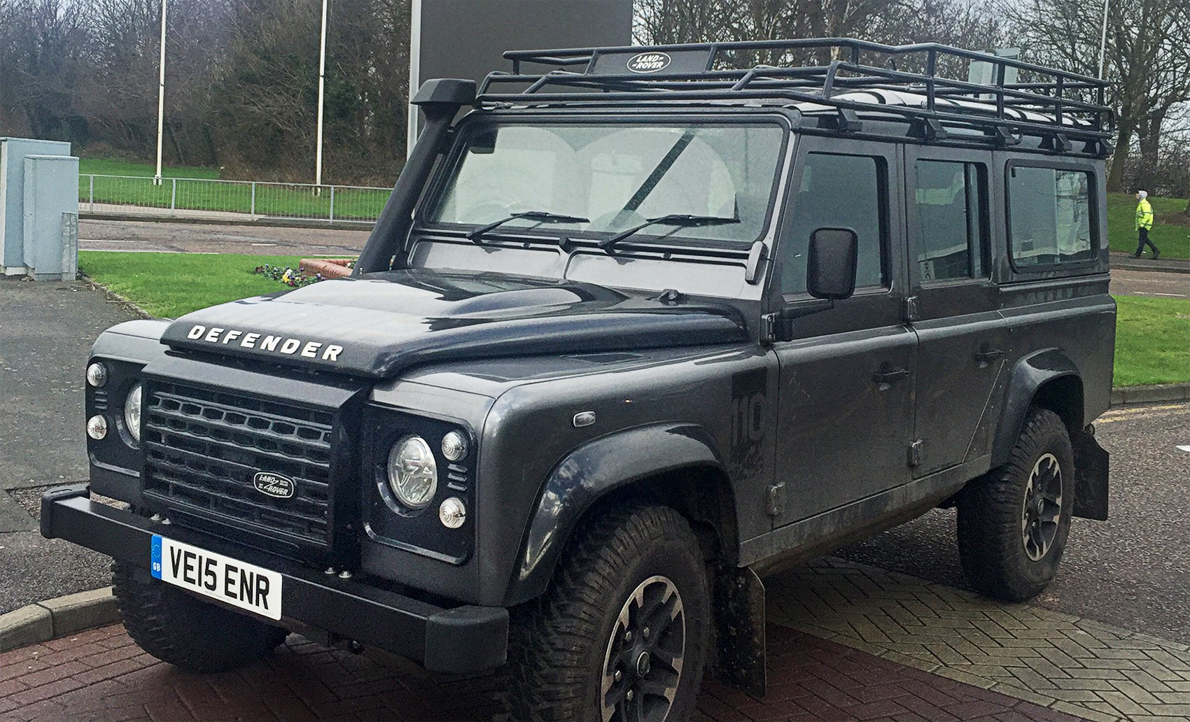 Defender Is Dead Not To Us It Isn T Our Cars Land Rover