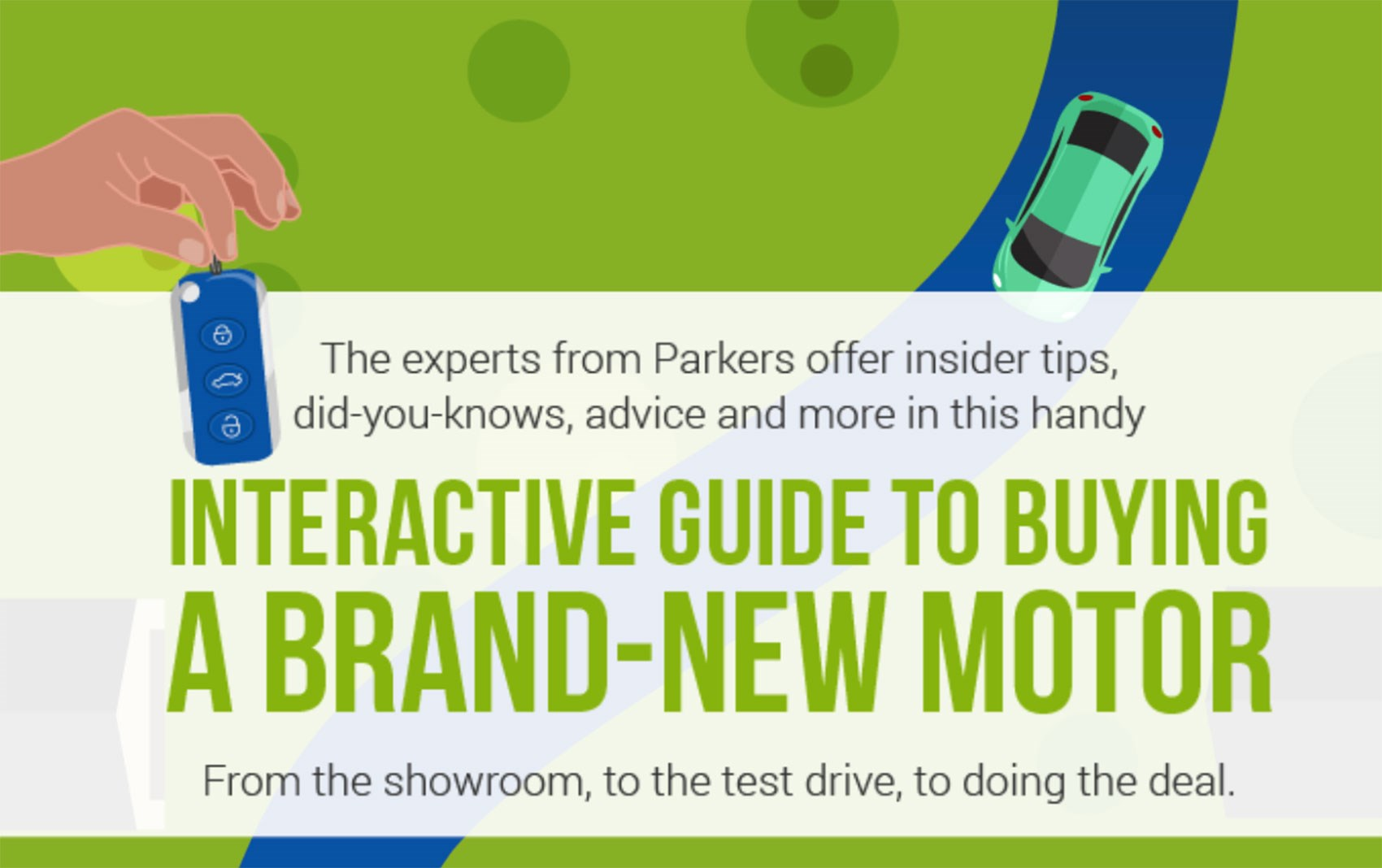 how to buy a new car like a pro the parkers car buying guide car magazine. Black Bedroom Furniture Sets. Home Design Ideas