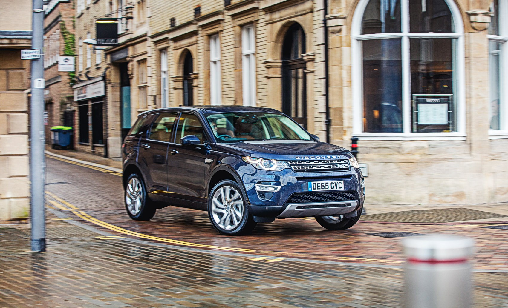 First Report Our Cars Land Rover Discovery Sport Car