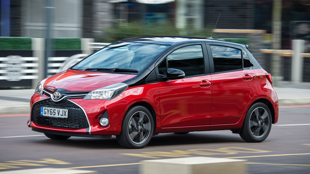 Toyota Yaris 1.33 Design (2016) Review