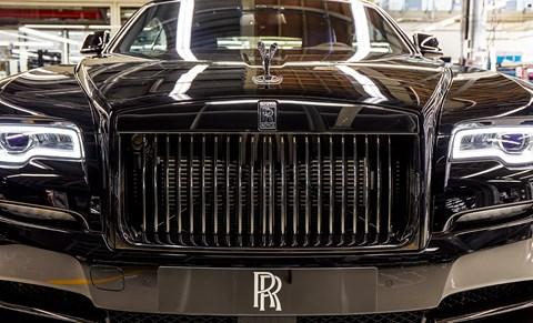 Inside Rolls-Royce