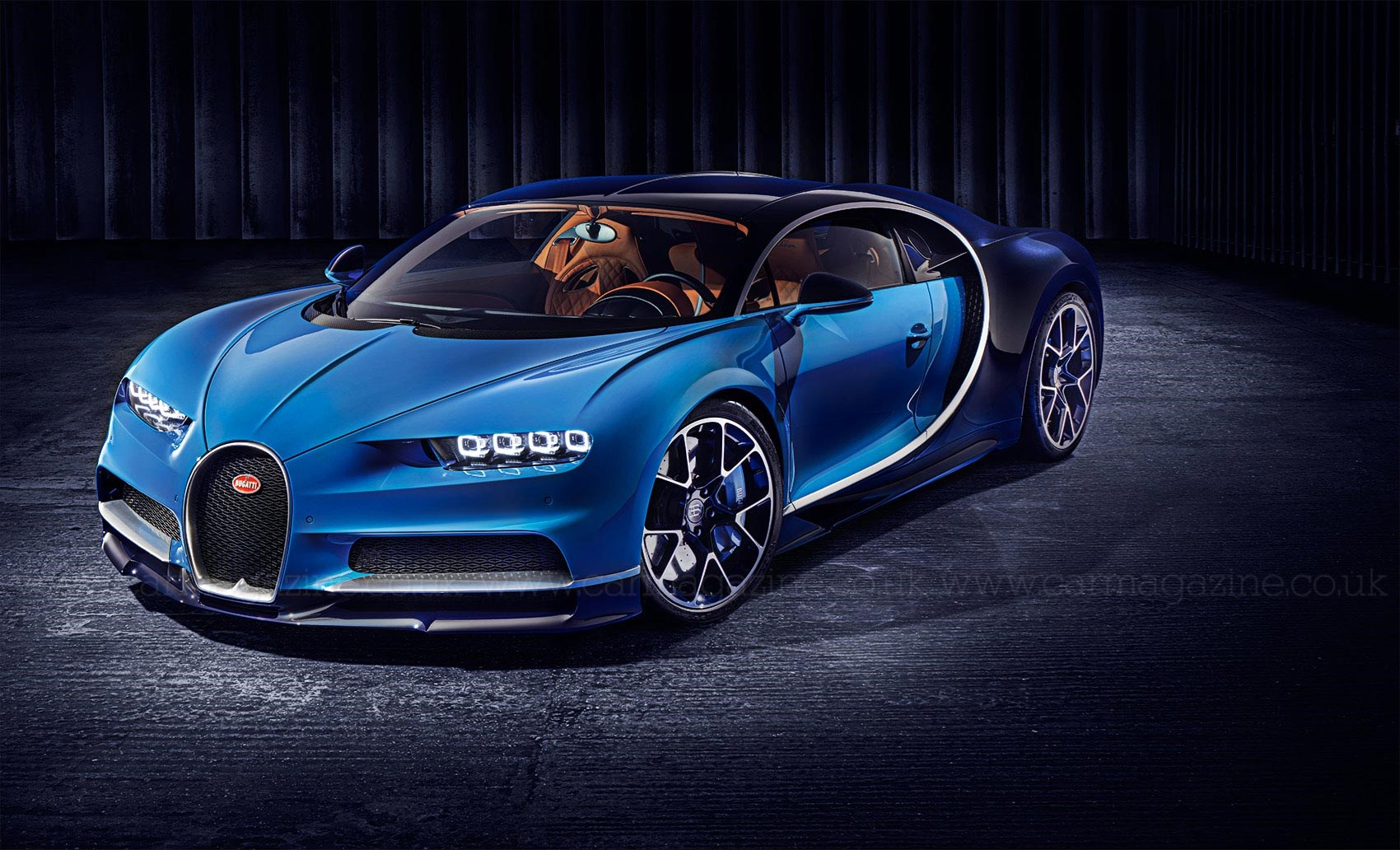 An Exclusive In-depth Look At The New Bugatti Chiron By