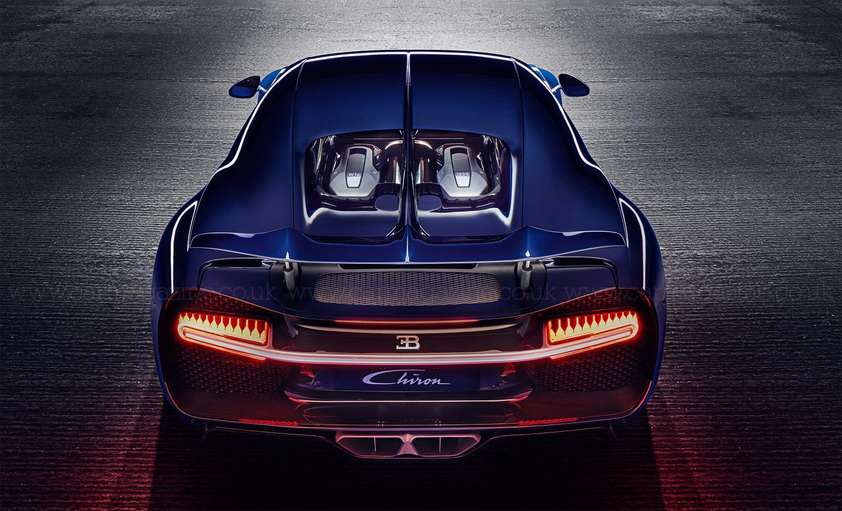 An exclusive in-depth look at the new Bugatti Chiron by CAR Magazine